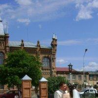 Свадьба :: Валентина Манюгина