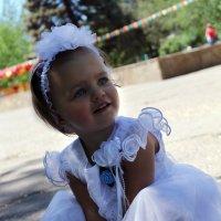 Маленькая леди :: Мария Шатрова