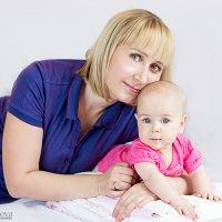 Валерия 5 месяцев :: Анастасия Сапожникова