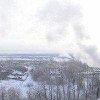Вид на Вересники, г.Киров :: Евгений Никулин