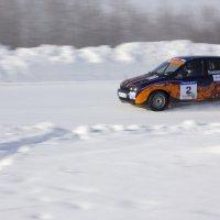 Внимание-за рулём дама ! :: Вячеслав Митрясов
