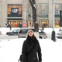 Снегопад :: Ислам Абдукапаров