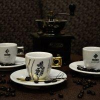 Любовь к кофе Moak :: Viktoriya Bukina