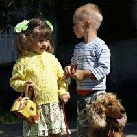 Мы родом из детства... :: Марат Шарипов