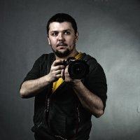 Автопортрет :: Дмитрий Пешехонов