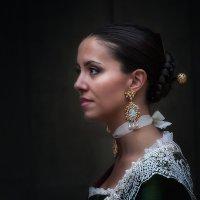 Портрет испанки :: Serge Aramis