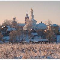 Вид на монастырь :: Павел Галактионов