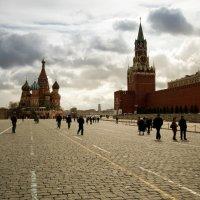 Красная площадь :: Galina G