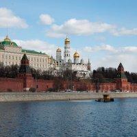 Москва-Кремль :: Galina G