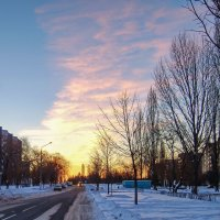 Спасение в морозное утро :: Ирина Приходько
