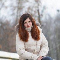 Морозная прогулка :: Poli4cka Ханьярова