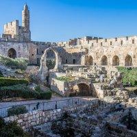 В старом Иерусалиме :: Владимир Горубин