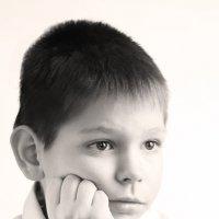 Портрет мальчика :: Вадим Волков