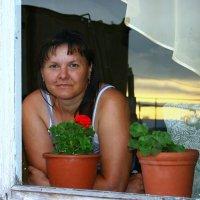 Света в окне :: Евгений Юрков
