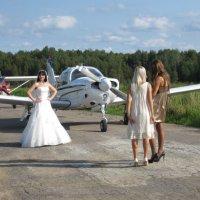 Свадьба в воздухе :: Валерий Смирнов