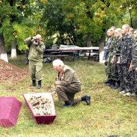 Ещё не захоронен последний солдат :: Анатолий Ежак