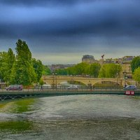 Paris. :: Gene Brumer