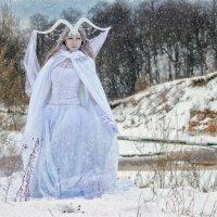 снежная королева :: андрей мазиков