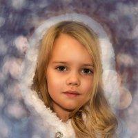 Зимний портрет Софии :: Александр Якименко