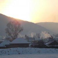 зимний вечер :: Светлана Триянова