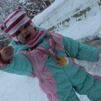 Зима :: Любовь Смыслова