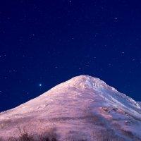 Звезды и горы :: Григорий Храмов
