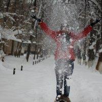 зима пришла..... :: Ольга Опарина