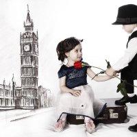Детская романтика по-взрослому :: Елена Неведицына