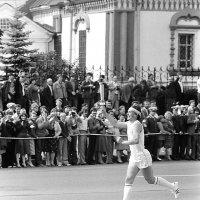 Факелоносец Олимпиады-80 :: Николай Кондаков