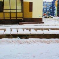 Снежное пианино... :: navalon M