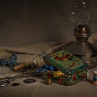 Про коробочку с чудесами :: Lev Serdiukov