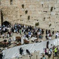 Иерусалим. У стены плача :: Lmark