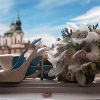 Кольца, туфли и букет :: Максим Польской