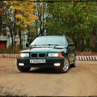 Моя болезнь - BMW. :: Роман Каштанов