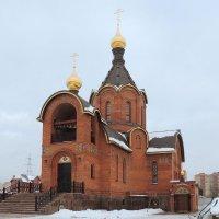 Церковь Преображения Господня в Пирогово (новая) :: Александр Качалин
