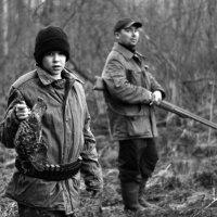 на охоте :: Елена Кузнецова