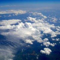 Вид из самолета :: Оля Ковалева
