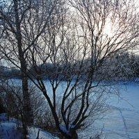 Река зимой :: Yury Olenin