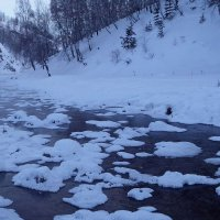 Зима :: Сергей Комков
