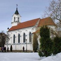 Костел Святого Роха г. Минск :: Валерий Артёмов