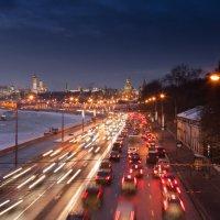 Москва вечерняя :: Dmirty Ts