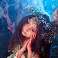 В заколдованном лесу :: Мария Мороз