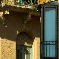 Иерусалим. Центр. Улица Яффо. Балкон. :: Игорь Герман