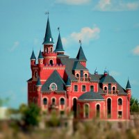 Замок :: Михаил Грин