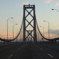 мост в Сан-Франциско :: Алексей Меринов