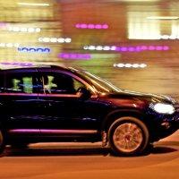 Машина на дороге :: Александр Павленко