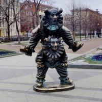 Сквер Цветной Бульвар Москва :: Ольга Кривых