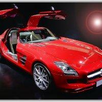 Mercedes SLS AMG :: Александр Назаров