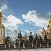 Собор святых Петра и Павла в Петропавловске, Казахстан :: Дмитрий Кошкаров