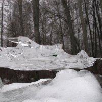 Ледяной дракон :: Алексей Сараев